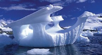 ICY ANTARTICA